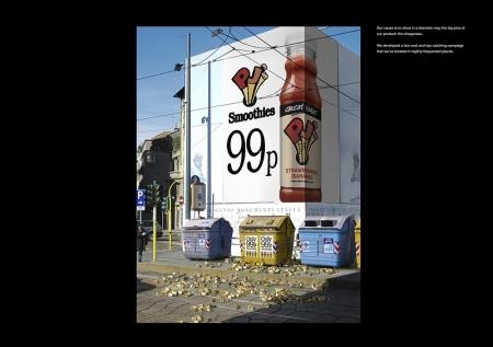D&AD 2009 PosterOutdoor 1