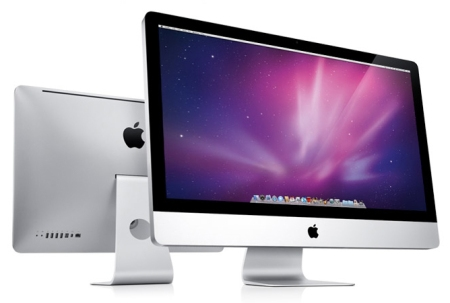 nuovi iMac apple new 2009 2010