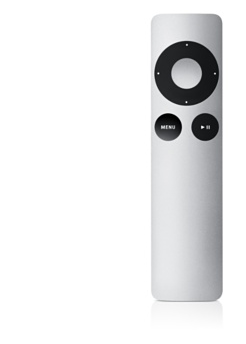 nuovi Apple remote telecomando new 2009 2010